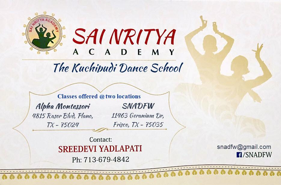 SaiNrityaDance